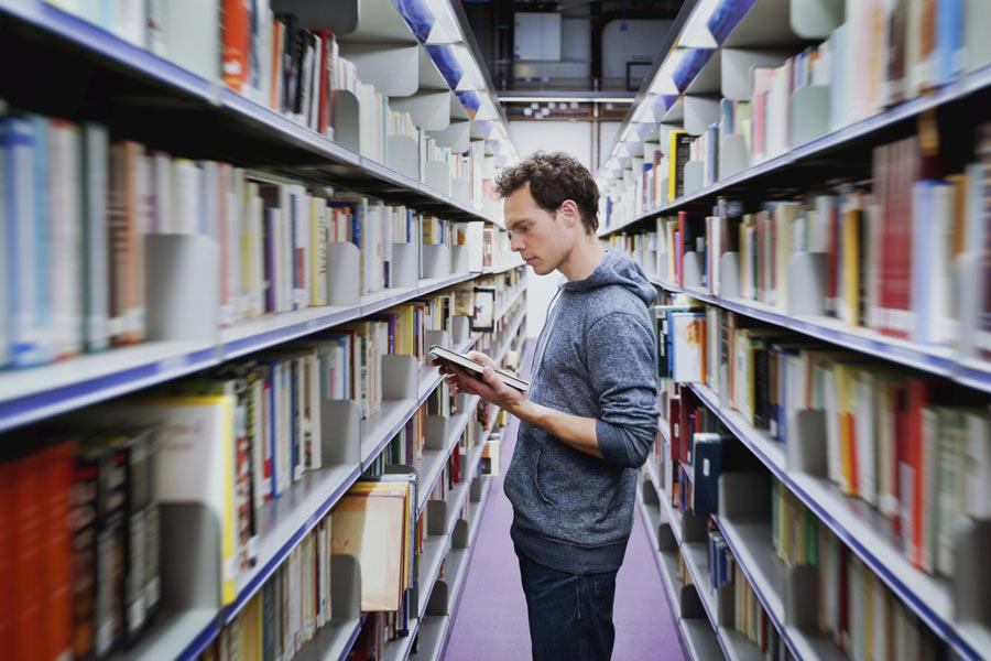 Biblioteka – nie tylko do czytania