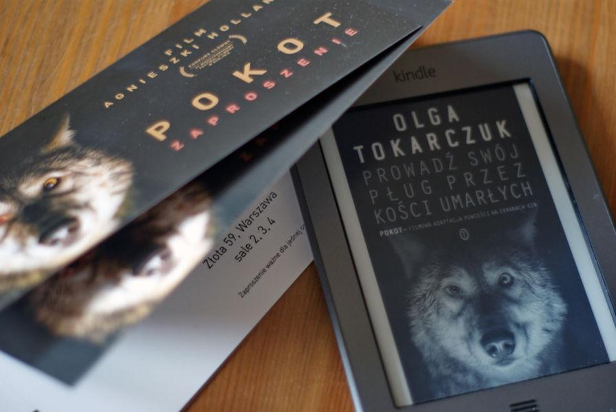 """Jak na nowo odkryłam Olgę Tokarczuk i nie mogę się doczekać """"Pokotu"""""""