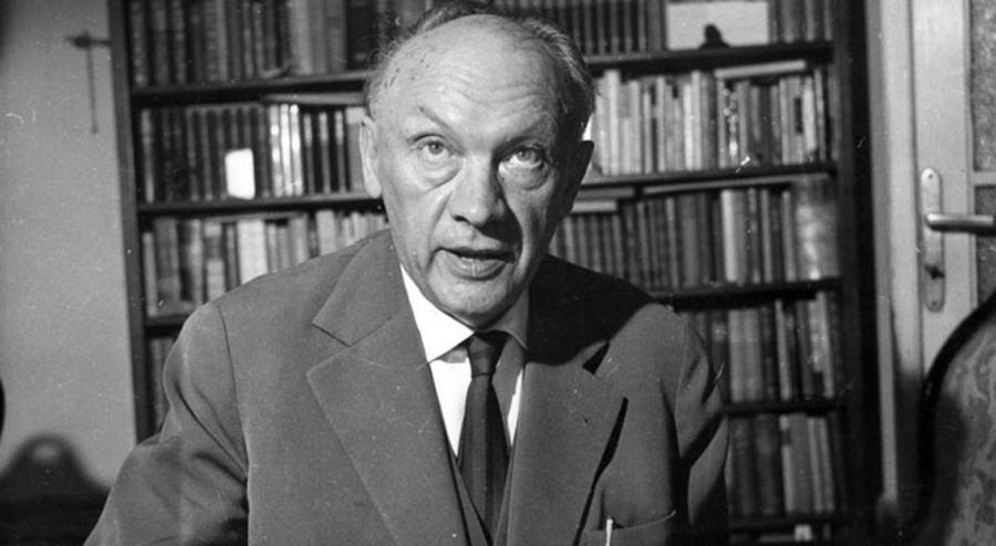 Jan Parandowski – wspomnienie wielkiego człowieka