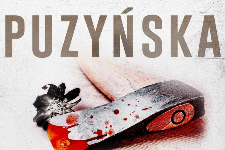 Jak pisze i co czyta Katarzyna Puzyńska?