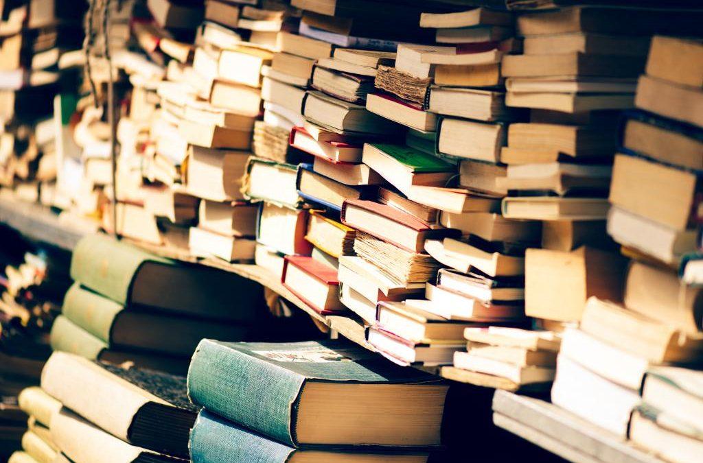 """Kilka słów o """"Pamiętniku księgarza"""" Shauna Bythella"""