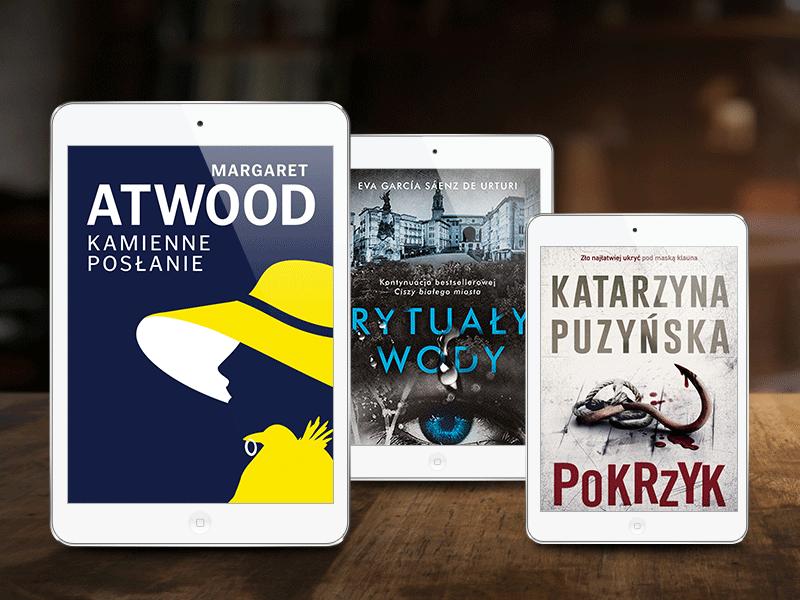 Targi Książki w Krakowie 2019 – 10 najciekawszych nowości