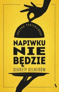 książka Napiwku nie będzie