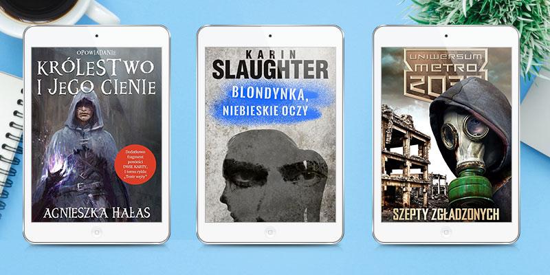 Darmowe e-booki – sprawdź top 10 w Publio