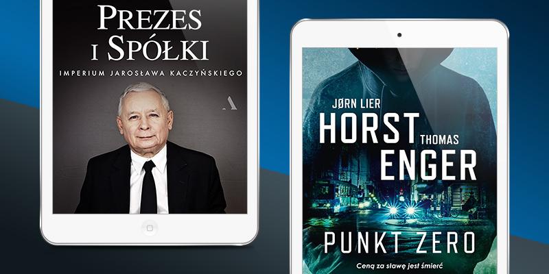 E-bookowe bestsellery czerwca 2020