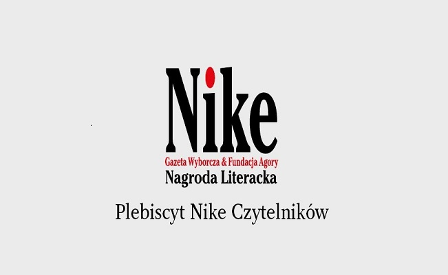 Zagłosuj w plebiscycie Nike Czytelników 2020
