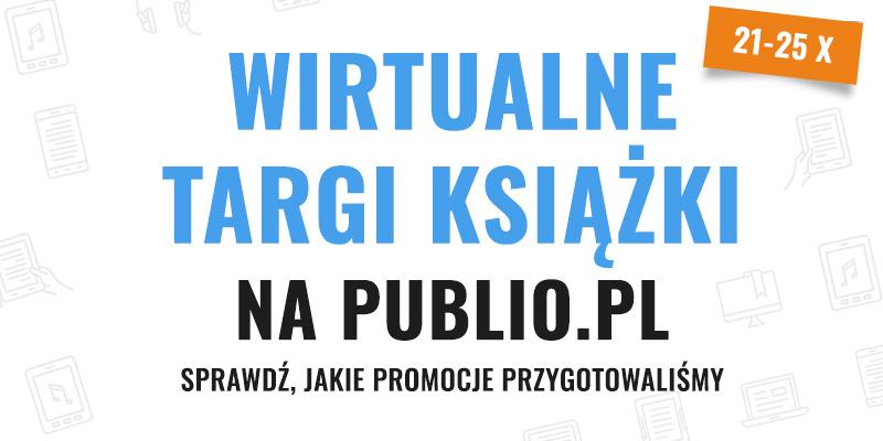 Wirtualne Targi Książki w Publio.pl