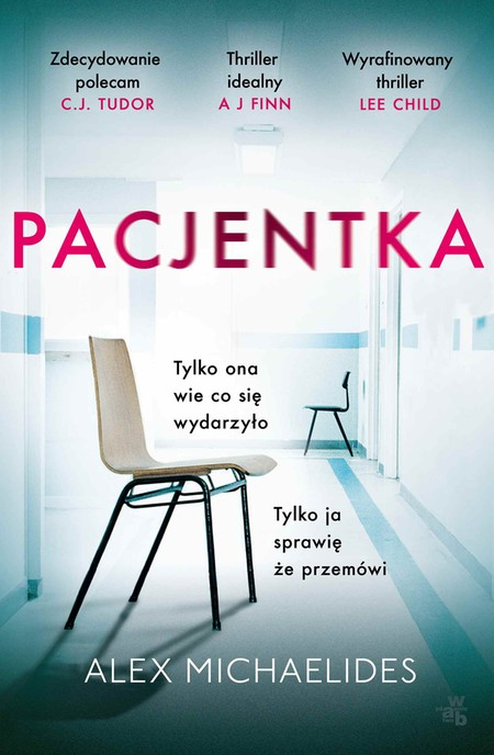 Pacjentka Alexa Michaelidesa była bestsellerem 2019 r.
