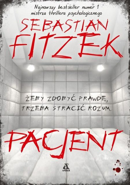 Pacjent to powieść niemieckiego mistrza  thrillera