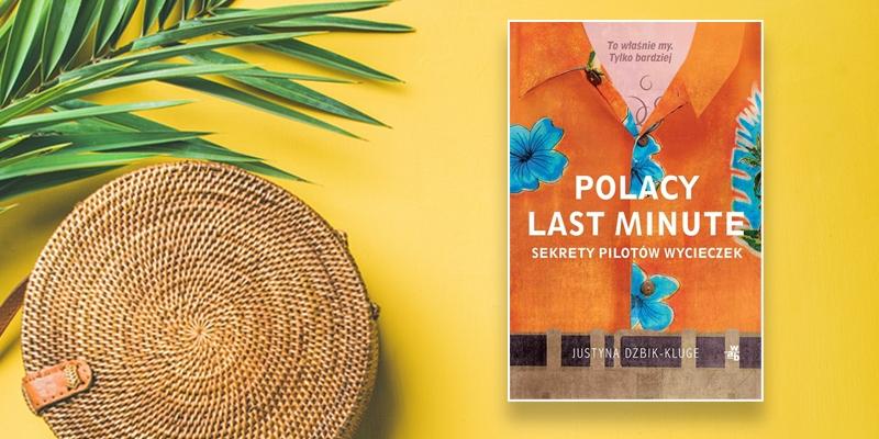 Jakie są największe grzechy Polaków na wakacjach? Recenzja e-booka Polacy last minute