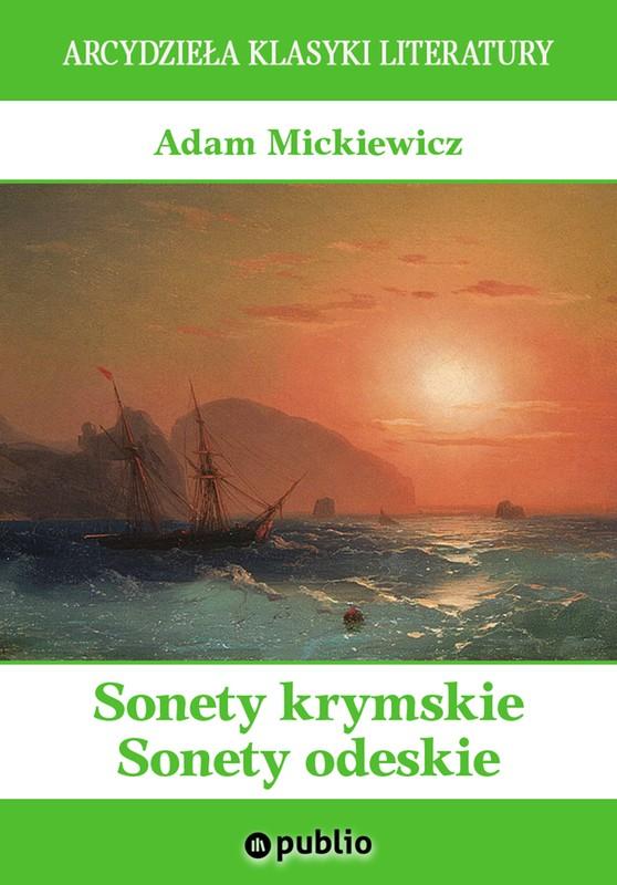 Sonety Krymskie Sonety Odeskie Adam Mickiewicz Ebook