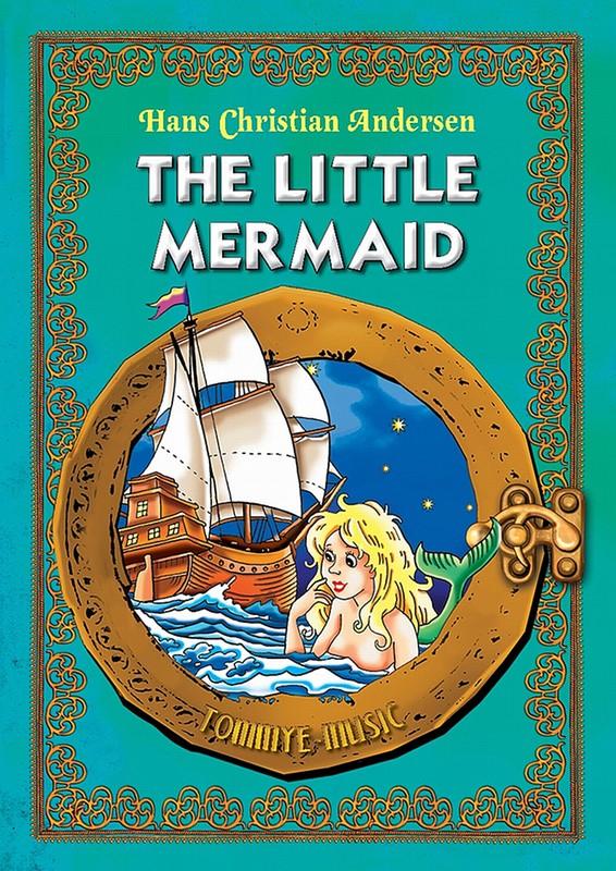 Hans Christian Andersen The Little Mermaid Original Book Book The Little Mermai...