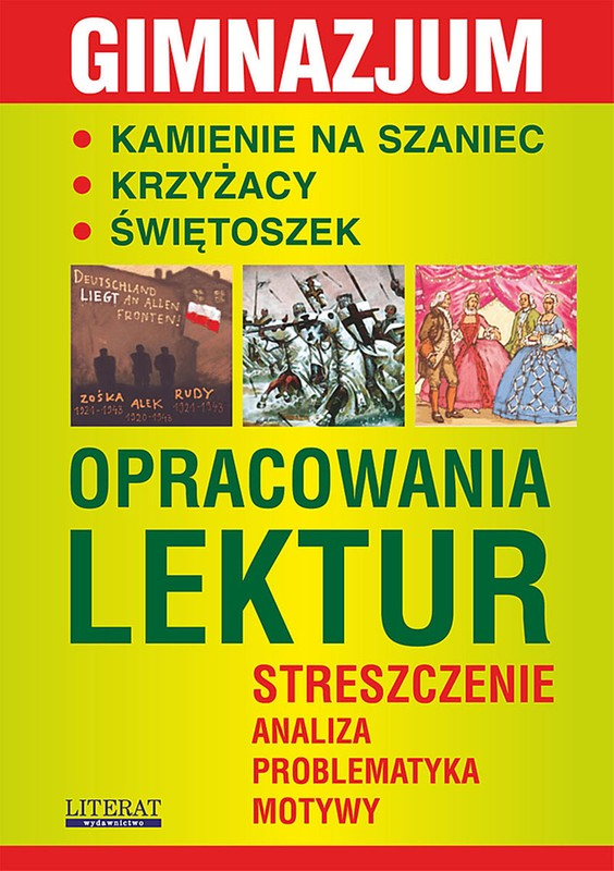 Opracowania Lektur Ebook Pdf Księgarnia Internetowa Publiopl