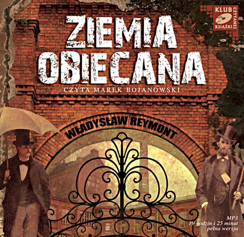 Wspaniały Ziemia obiecana - Władysław Stanisław Reymont - audiobook - mp3 KF75