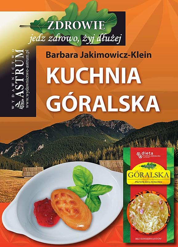 Kuchnia góralska Barbara Jakimowicz Klein  Kuchnia   -> Kuchnia Weglowa Barbara