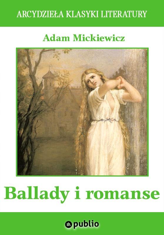 Ballady I Romanse Adam Mickiewicz Ebook Epub Mobi