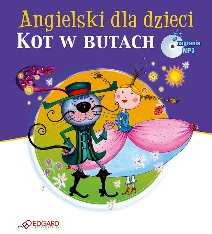 Angielski Dla Dzieci Kot W Butach Puss In Boots Audiobook