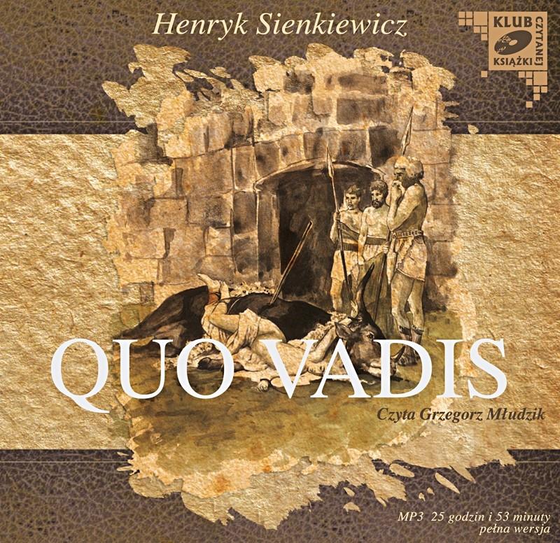 Quo vadis Henryk Sienkiewicz - Lektury szkolne - Publio.pl