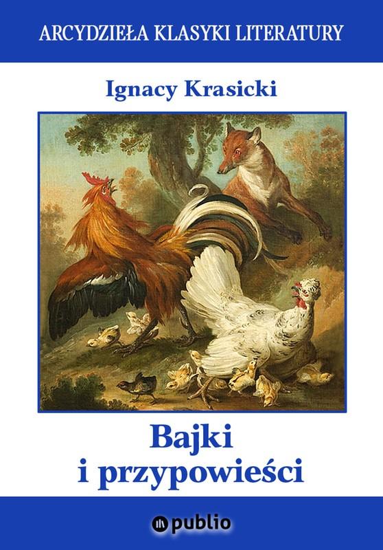 Bajki I Przypowieści Ignacy Krasicki Ebook Epub Mobi