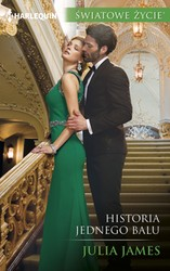 Historia jednego balu Julia James - ebook mobi, epub