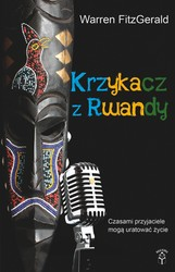 Krzykacz z Rwandy Warren FitzGerald - ebook mobi, epub