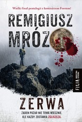 Zerwa Remigiusz Mróz - ebook mobi, epub