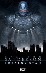 Idealny stan Brandon Sanderson - ebook mobi, epub