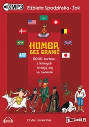 Humor bez granic - audiobook mp3