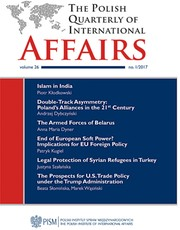 The Polish Quarterly of International Affairs 1/2017 - eprasa pdf