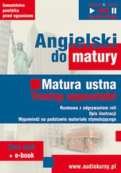Angielski do matury - audiobook pdf, mp3