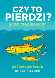 Czy to pierdzi? Nick Caruso - ebook mobi, epub