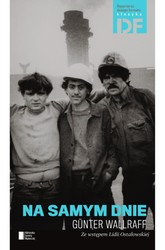 Na samym dnie Günter Wallraff - ebook epub, mobi