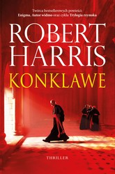 Konklawe Robert Harris - ebook mobi, epub