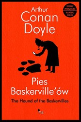 Pies Baskerville'ów. Hound of the Baskerville Arthur Conan Doyle - ebook mobi, epub