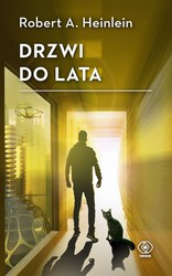 Drzwi do lata Robert A. Heinlein - ebook epub, mobi