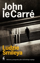 Ludzie Smileya John le Carré - ebook epub, mobi