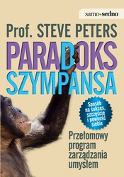 Paradoks szympansa Steve Peters - ebook epub, mobi