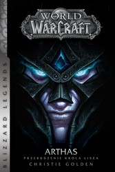 World of WarCraft: Arthas Christie Golden - ebook mobi, epub