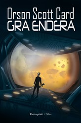 Gra Endera Orson Scott Card - ebook epub, mobi
