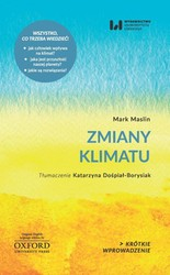 Zmiany klimatu Mark Maslin - ebook epub, pdf, mobi
