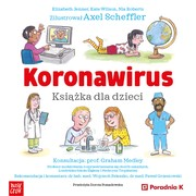 Koronawirus Nia Roberts - audiobook mp3