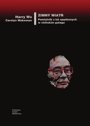 Zimny wiatr Carolyn Wakeman - ebook mobi, epub