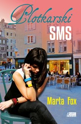Plotkarski SMS Marta Fox - ebook epub, mobi