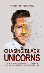 Chasing black unicorns Marek Zmysłowski - ebook mobi, epub
