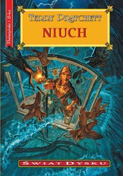 Niuch Terry Pratchett - ebook mobi, epub