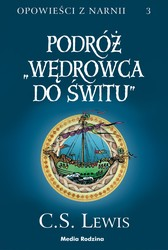 "Podróż ""Wędrowca do Świtu"" Clive Staples Lewis - ebook mobi, epub"