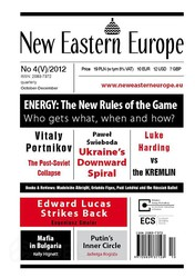 New Eastern Europe 4/2012 - eprasa epub, mobi