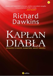 Kapłan diabła Richard Dawkins - ebook pdf, mobi, epub