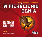 W pierścieniu ognia Suzanne Collins - audiobook mp3