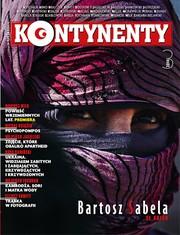 kontynenty 3/2014 - okładka